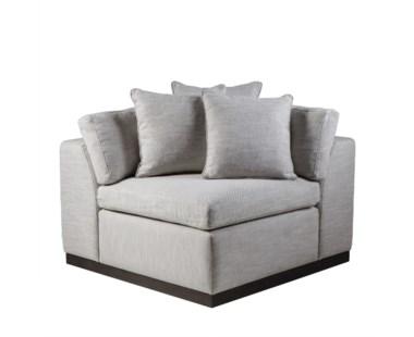 Dawson Corner Chair - Melinda Nubia