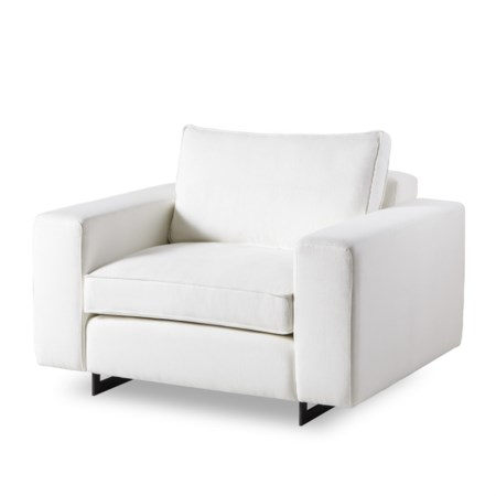 Ian Classic Chair- Madison Ivory