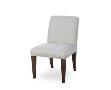 Aaron Side Chair - Textured Linen