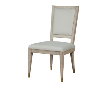 Raffles Dining Chair - Norman Ivory