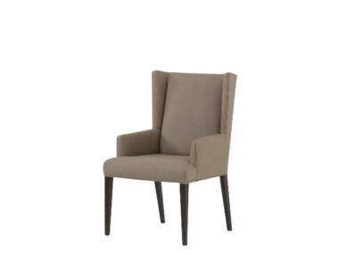 Lawson Dining Arm Chair - Macy Shadow