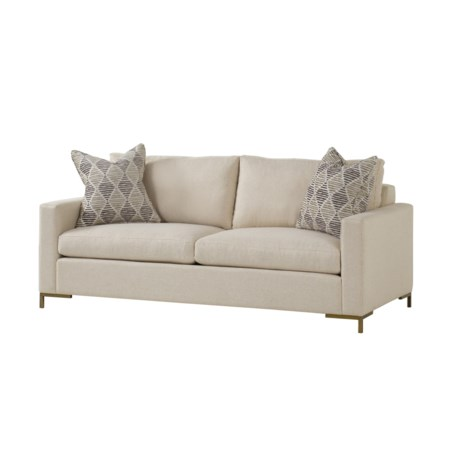 Ian Loveseat - Leg E Metal Flair / Marek Spritzer