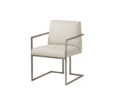 Paxton Arm Chair - Marbella Oatmeal