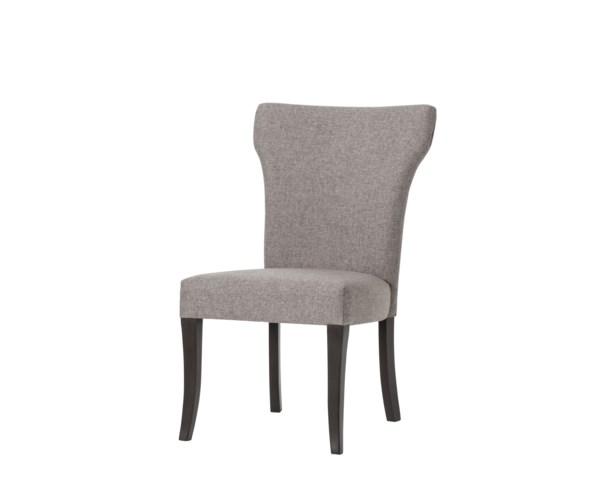 Portland Dining Chair - Tweed Brown