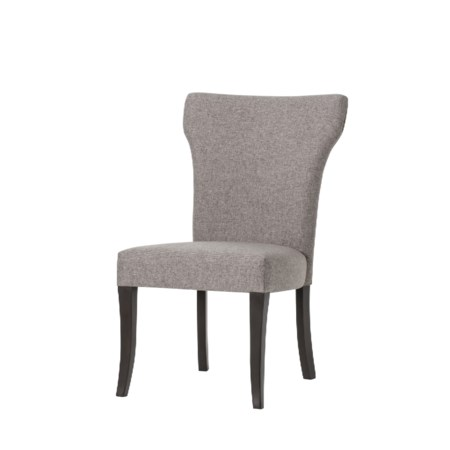 Portland Dining Chair - Tweed Brown