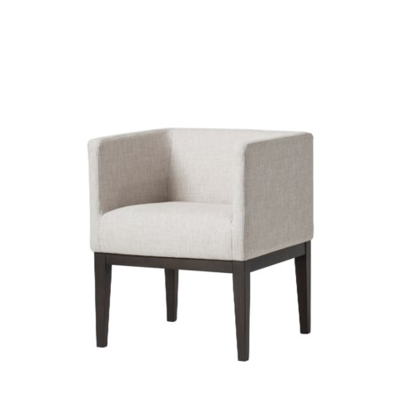 Newport Dining Chair - Off White