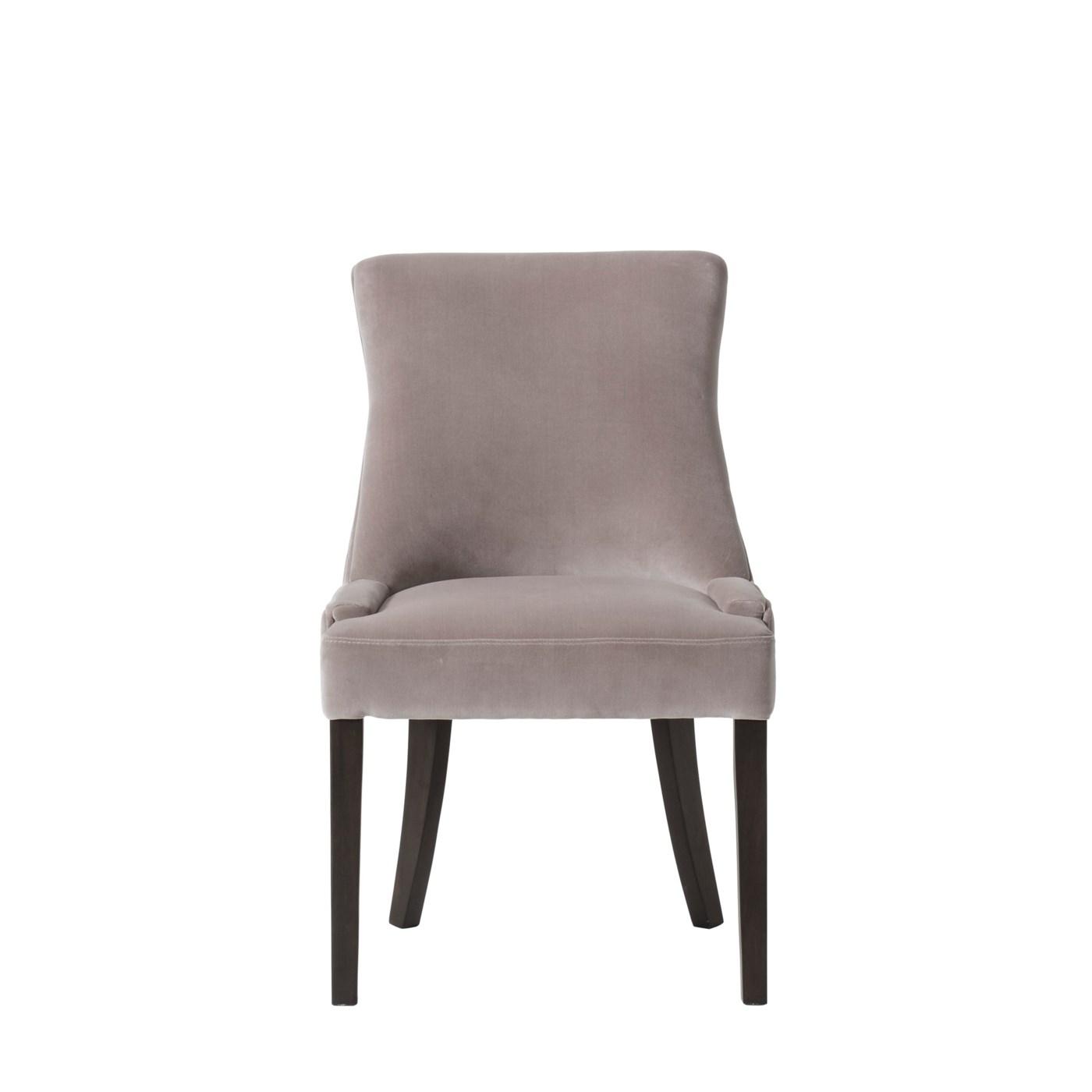 Dewbury Dining Chair - Dusty Pink