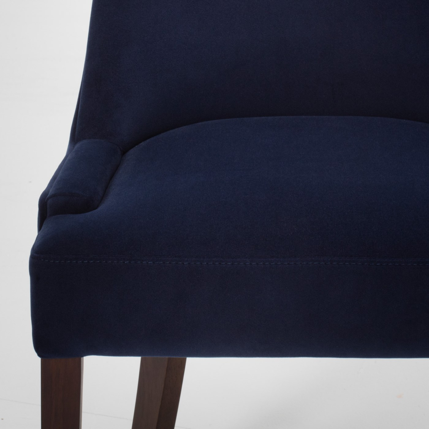 Dewbury Dining Chair - Jade Blue