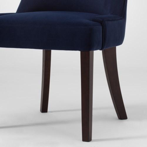Dewbury Dining Chair - Jade Blue