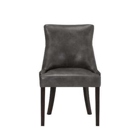 Dewbury Dining Chair - Pewter