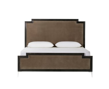 Chloe Dark Bed - US King / Vadit Chocolate