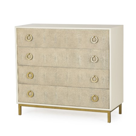 Amanda Chest - 4 Drawer