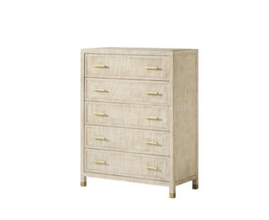 Raffles Chest - 5 Drawer