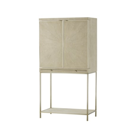 Melissa Bar Cabinet - With Light