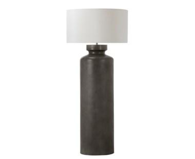 Longfellow Floor Lamp - White Shade