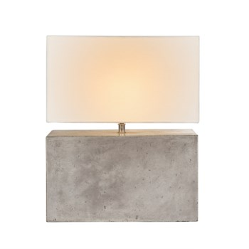 Untitled Lamp - Large / White Shade