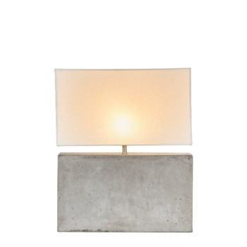 Untitled Lamp - Medium / White Shade