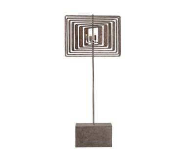 Spiral Driftwood Floor Lamp - 7 Layer