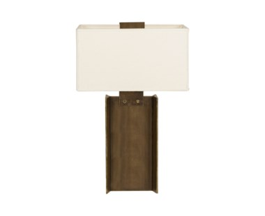 I-Beam Lamp - Large / Bronze