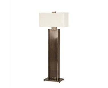 I-Beam Floor Lamp - Bronze