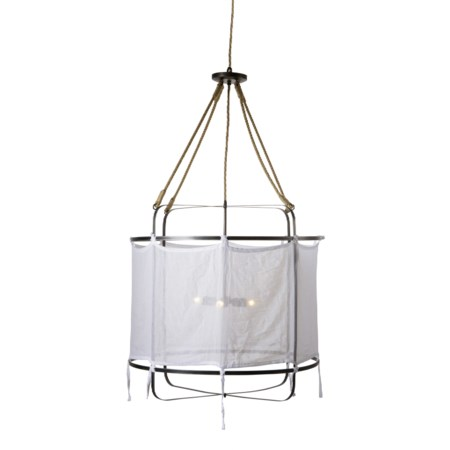 French Laundry Light - Large / White / 120v US