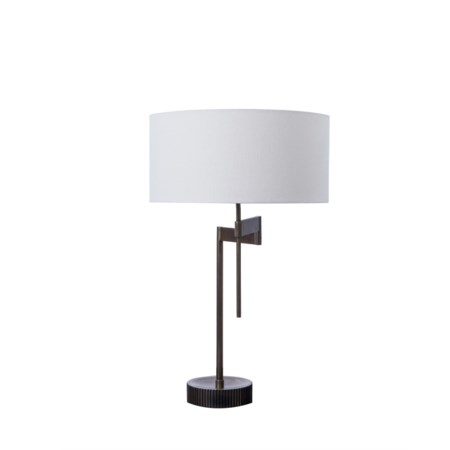 Gear Swing Lamp - Bronze / 120v US