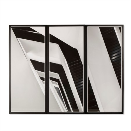 Staircase Triptych