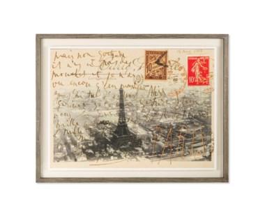 Postcard - Paris