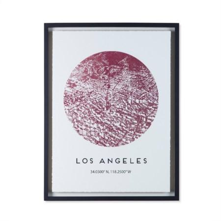 Coordinates - Los Angeles