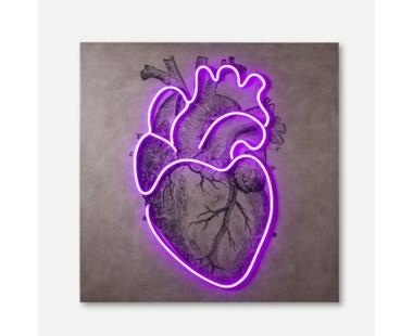 LED Neon Heart
