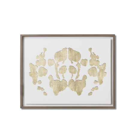 Rorschach Series - White - A