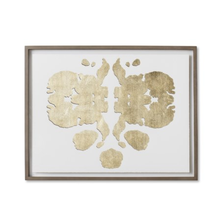 Rorschach Series - White - B
