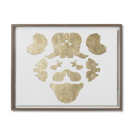Rorschach Series - White - C