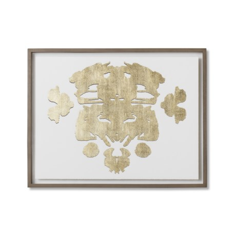 Rorschach Series - White - D