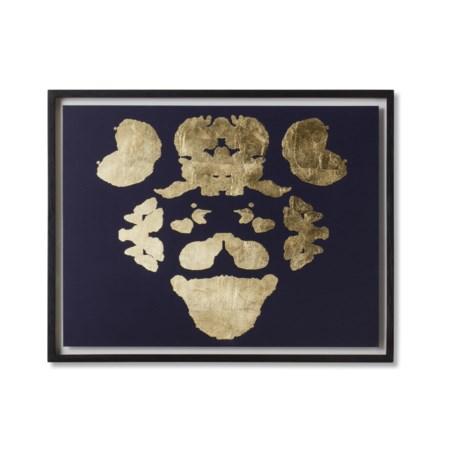 Rorschach Series - Navy - C