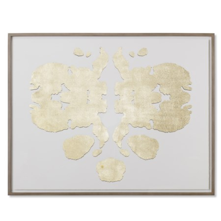Rorschach Series Large - White - B