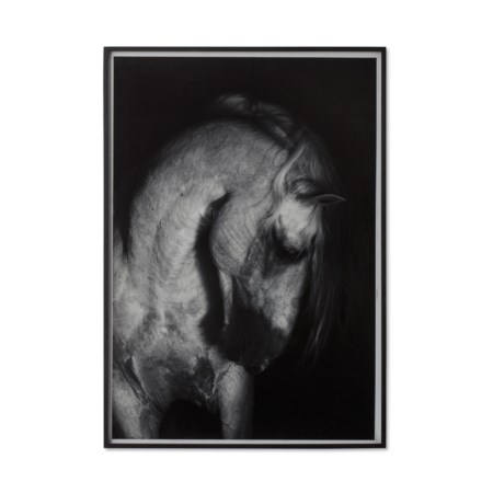 Grey Horse - Large