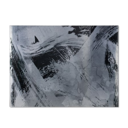 Ink Abstract - Epoxy on Aluminium