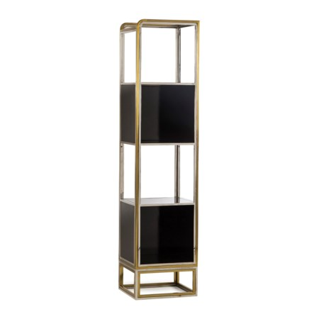 Metal Mix Etagere - Left Pier
