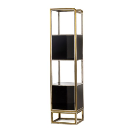 Metal Mix Etagere - Right Pier