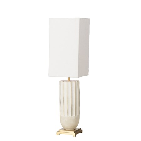 Empress Lamp - White / 120v US