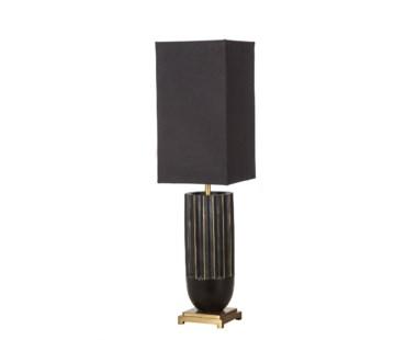 Empress Lamp - Black