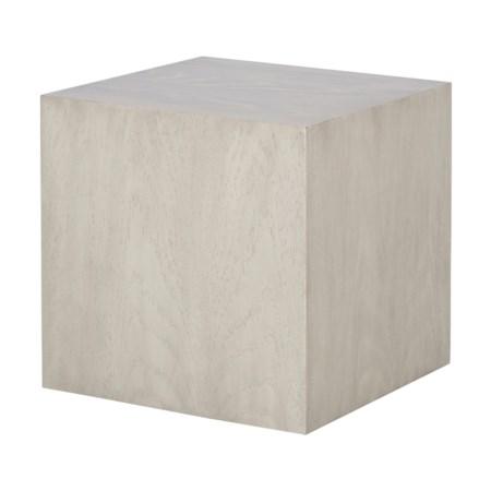 Morgan Accent Table - Square / Oak