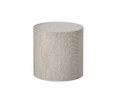 Morgan Accent Table - Round / Oak