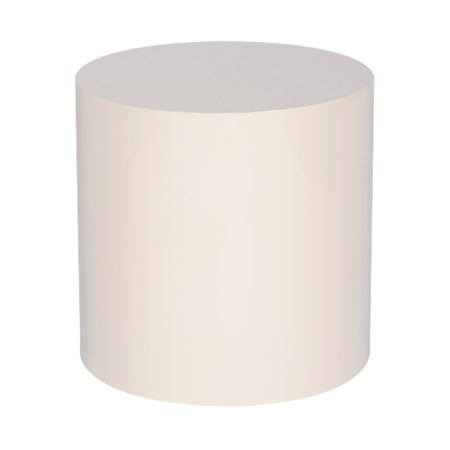 Morgan Accent Table - Round / Pebble Lacquer