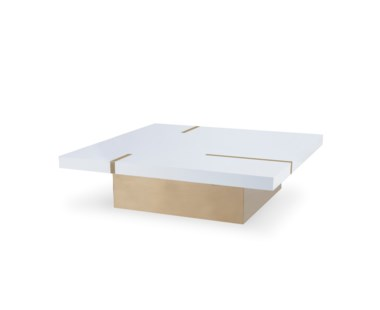 Band Coffee Table - Square