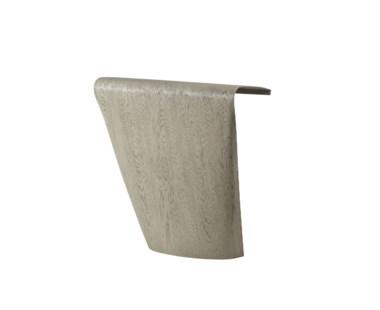 Sheild Wall Console - Oak