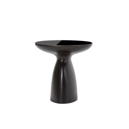 Tash Side Table - Black