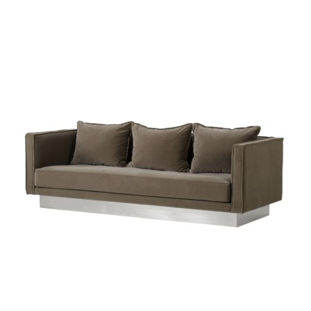 Dylan Sofa - Vadit Chocolate