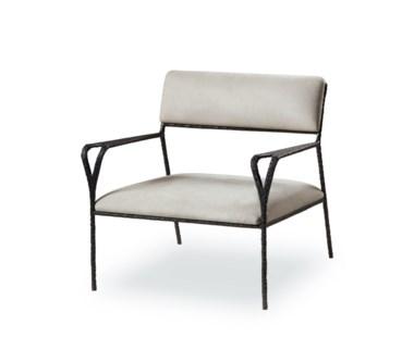 Avalon Lounge Chair - Black Frame/Nubuck